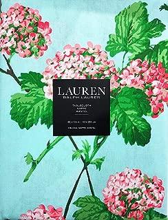 Ralph Lauren Spring/Summer Hydrangea Blossoms Blooms Tablecloth | 70