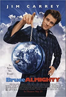 Bruce Almighty 2003 Authentic 27