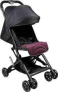 Britax Compact Lightweight Stroller, Dark Berry