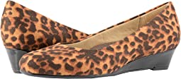 Tan Cheetah Microfiber