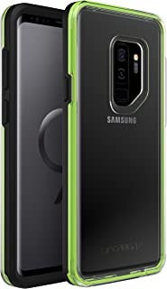 Lifeproof SLAM SERIES DROPPROOF Case for Samsung Galaxy S9 Plus - Retail Packaging - NIGHT FLASH (BLACK/GREEN)