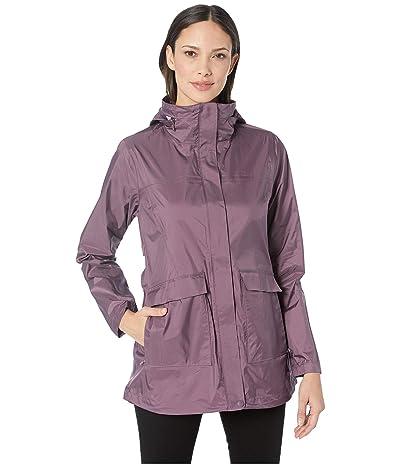 Marmot Ashbury PreCip(r) Eco Jacket (Vintage Violet) Women