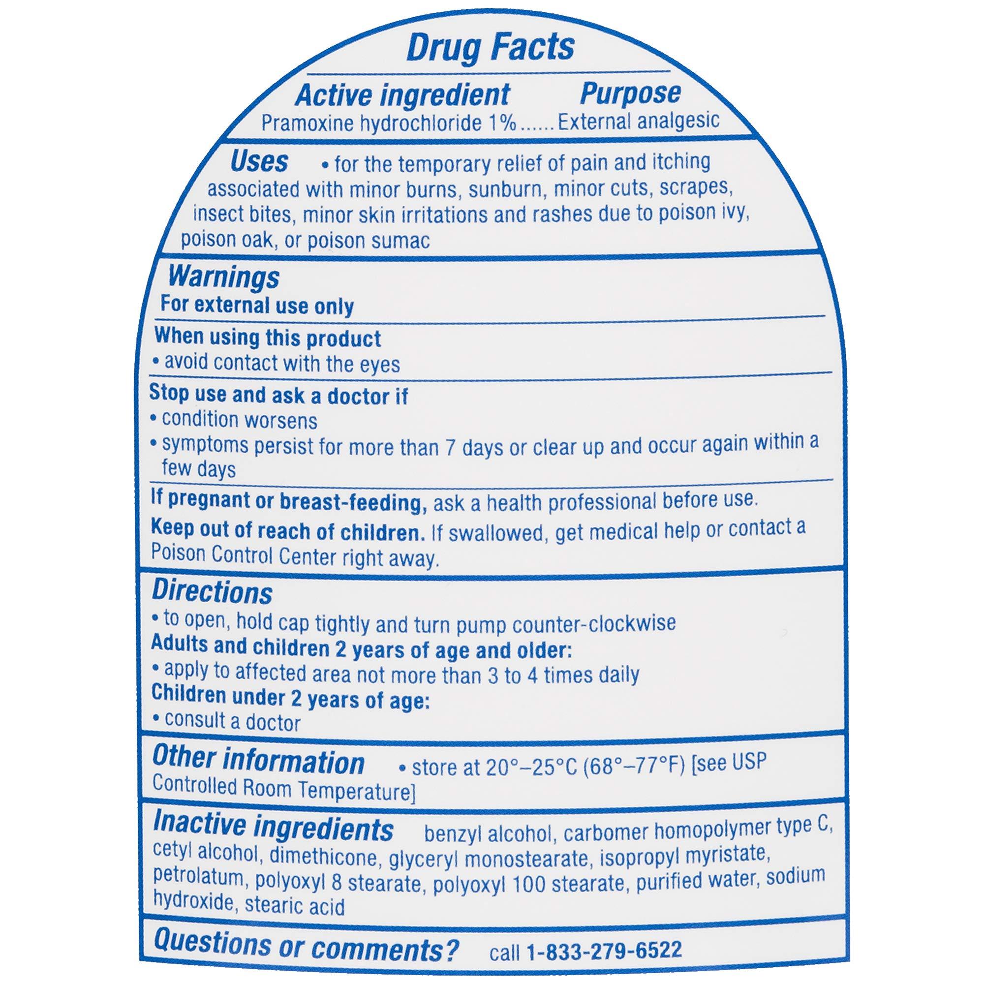 Sarna Sensitive Steroid-Free Anti-Itch Lotion for Dry Irritated Skin, Fragrance Free - 7.5 Fl Oz