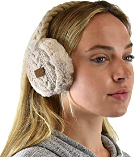 هدست گوش گرمکن سر قابل تنظیم گرم زمستانی C.C نرم
