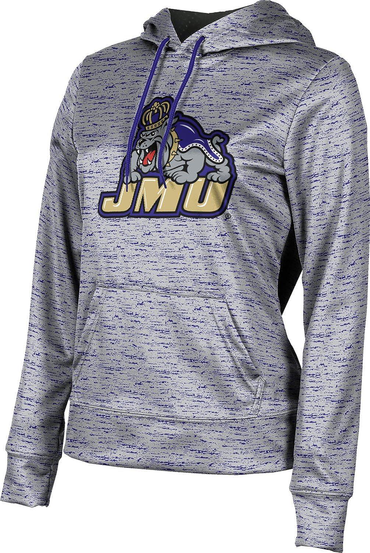 James Madison University Foundation Girls' Pullover Hoodie, School Spirit Sweatshirt (Brushed)