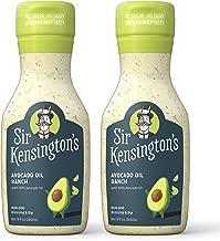 Sir Kensington's Avocado Oil Ranch 9 oz - 2 Pack
