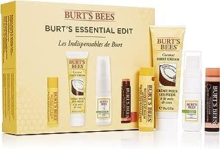 Burt's Bees® Burt's Essential Edit: 4 piece Natural Gift Set