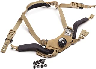 Team Wendy CAM FIT Retention System - Right Eye Dominant for ACH/MICH, Fast, AirFrame