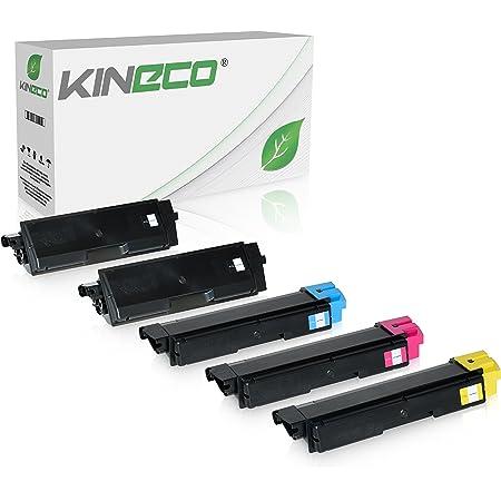 5 Toner Kompatibel Mit Kyocera Tk 590 Tk590 Für Kyocera Elektronik