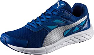 PUMA Men's Driver, True Blue-Blue Danube, Running Shoes