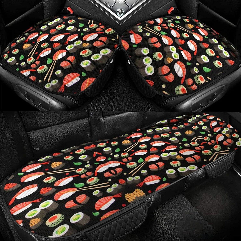 Japanese Yummy Rare Sushi Car Seat Driver Silk Max 81% OFF Cushion Ice