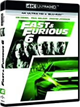 Fast & Furious 6 (4K Ultra HD) [Blu-ray]