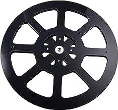 Gedotec CIAK A 300 Draaigraal 360 graden kogellager draaibaar - Draaitafel kunststof zwart | 2-plaat Ø 300 mm | Kogellager...