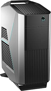 Alienware Aurora R8 High End Gaming Desktop AUR8-5516SLV (Intel Core i5, 16GB Memory, NVIDIA GeForce RTX 2070, 1TB Hard Dr...