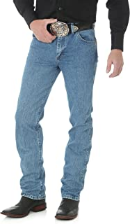 Men's Premium Performance Cowboy Cut Slim Fit Jean