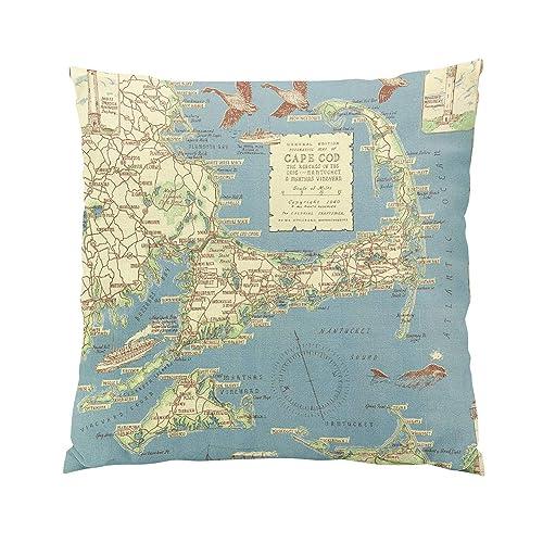 Maps Cape Cod: Amazon.com
