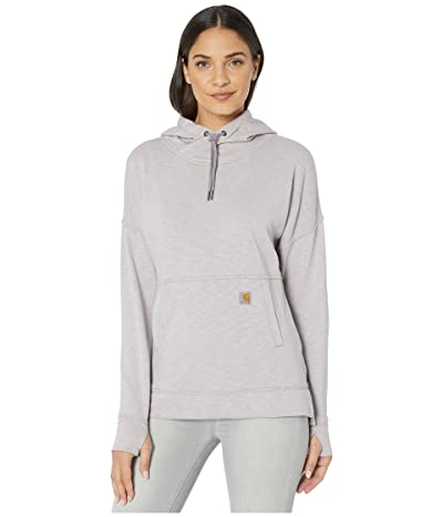 Carhartt Newberry Hoodie (Gull Gray) Women