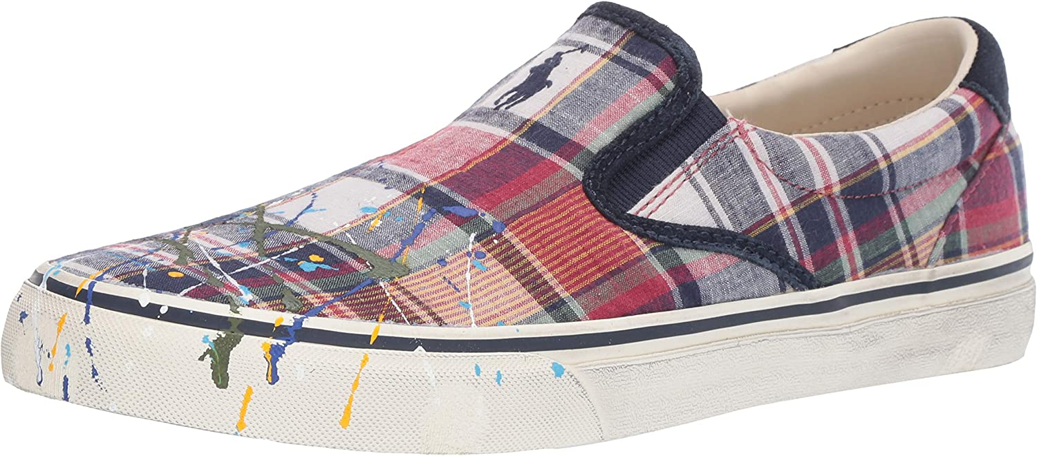 POLO RALPH LAUREN Men's Thompson Iii Sneaker
