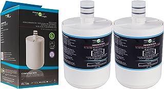 Filterlogic FFL-150L | Filtre à Eau Compatible avec LG ADQ72910901, GEN11042F-08, GEN11042FR-08, 5231JA2002A, LT500P Premi...