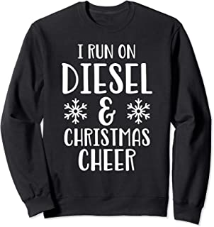 Best diesel christmas sweater Reviews