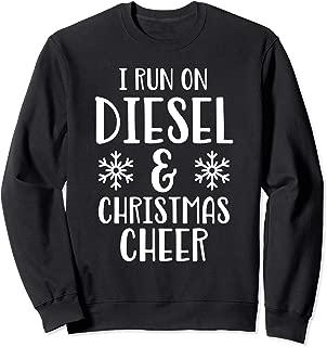 diesel christmas sweater