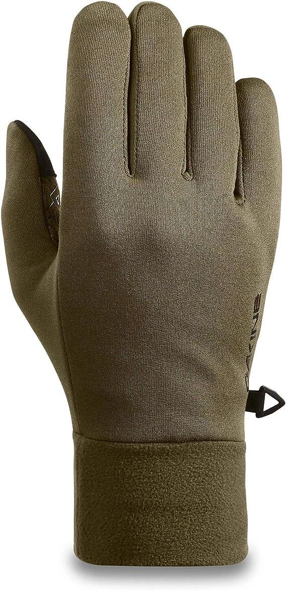Large Shadow Women/'s Dakine Storm Liner Gloves