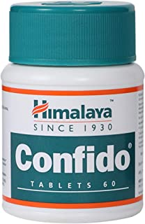 Himalaya Confido Tablets - 60 Counts