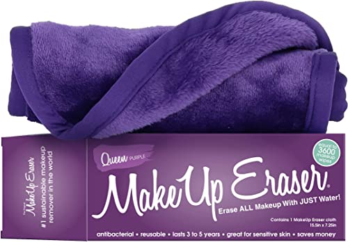 The Original MakeUp Eraser, Erase All Makeup With Just Water, Including Waterproof Mascara, Eyeliner, Foundation, Lip...