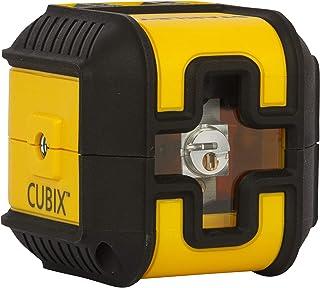STANLEY STHT77498-1 Rojo Cubix - Nivel Láser de Líneas Cruzadas, 12m de Alcance, Autonivelante