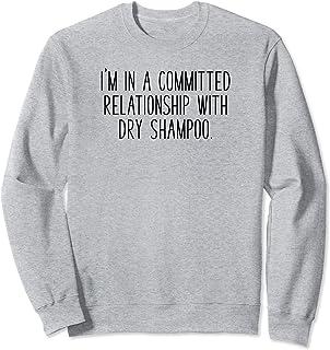 Ho una relazione impegnata capelli di bellezza dello shampoo Felpa