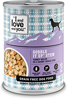 """I and love and you"""" Naked Essentials Wet Dog Food – Grain Free and Canned.."""