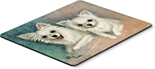 Caroline's Treasures Chihuahua The Siblings Mouse Pad/Hot Pad/Trivet (MH1064MP)