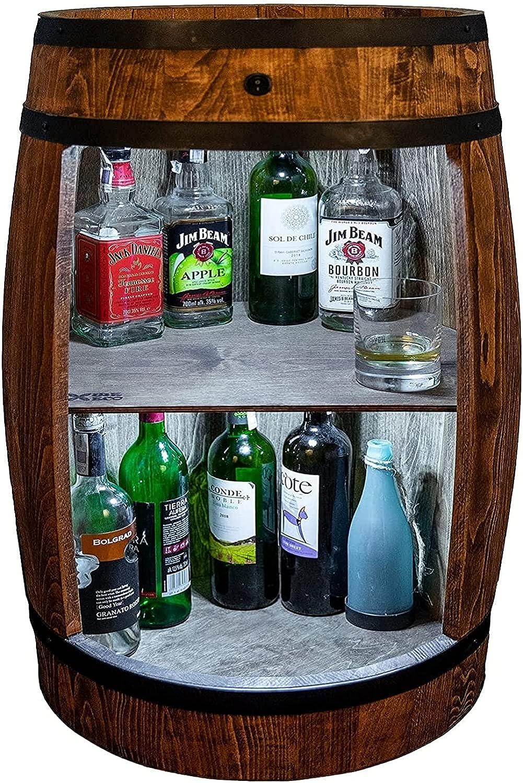 Wijnvat minibar - leuke spullen voor in de mancave