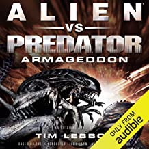 Alien vs. Predator: Armageddon: The Rage War, Book 3