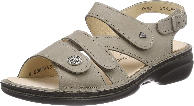 Finn Comfort Womens Gomera 2562 Leather Sandals