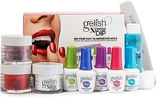Gelish Xpress Dip Dipping Powder SNS Color Kit Acrylic Nail System - New Package
