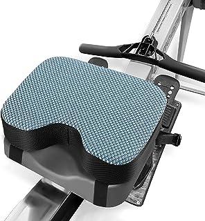Kohree Rowing Machine Zitkussen voor Concept 2, Model D & E, Indoor Water Rower Machine Seat Pad met Wasbare Cover, Dikker...