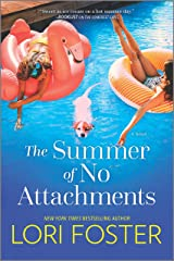 The Summer of No Attachments: A Novel Kindle Edition