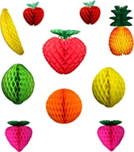 product image for 10-Piece Large Paper Fruit Decoration Kit (Set B)