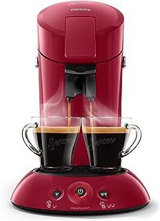 Philips Cafetera Senseo New Original, Elección de crema Plus, grosor de café, color..