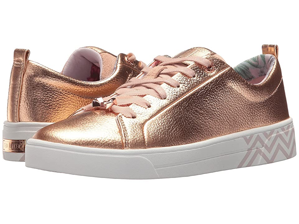 Ted Baker Kelleip (Rose Gold Leather) Women