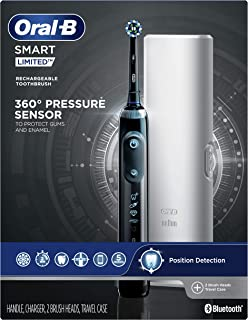 Oral-B Smart Limited Electric Toothbrush, Black