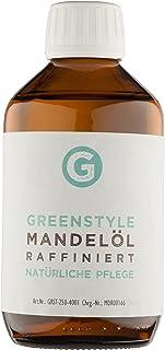 Mandelöl 250ml - reines Basisöl zur Pflege von Haut und Haar