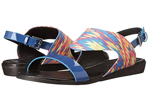Womens Sandals C Label Lingo-2 Orange