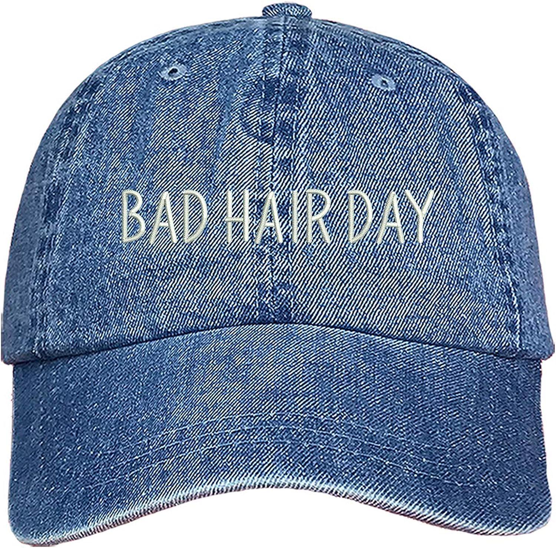 Prfcto Lifestyle Bad Hair Day Dad Hat Baseball Cap Unisex