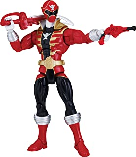 Power Rangers Super Megaforce - Armored Super Mega Red Ranger Action Figure