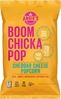 ANGIES BOOMCHICKAPOP Cheddar Cheese Popcorn, 4.5 oz