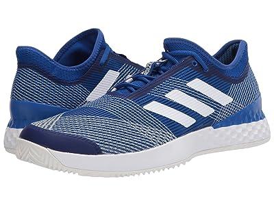 adidas Adizero Ubersonic 3 Clay (Team Royal Blue/Footwear White/Off-White) Men