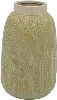 Stone & Beam Mid-Century Rustic Vase, 8.66