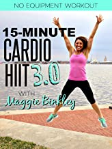 15-Minute Cardio HIIT 3.0 Workout